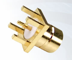 Type 43 Vertical PCB Jacks