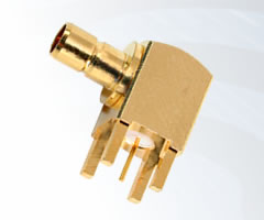 SMB75 Right Angle PCB Jacks