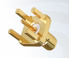 SMB75 Vertical PCB Jacks