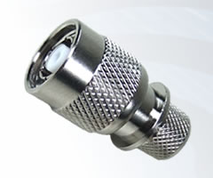 TNC Reverse Polarity Crimp Plugs