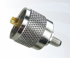 UHF Crimp Plugs