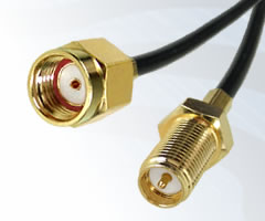 SMA Reverse Polarity Connectors